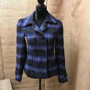 Sound & Matter Wool Blend Jacket